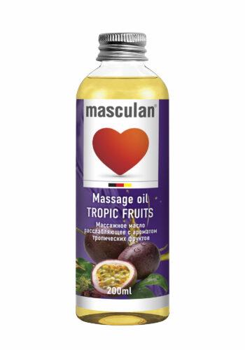 Massage oil Tropic fruits