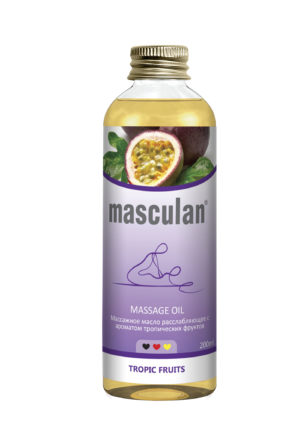 Massage oil Tropic fruits