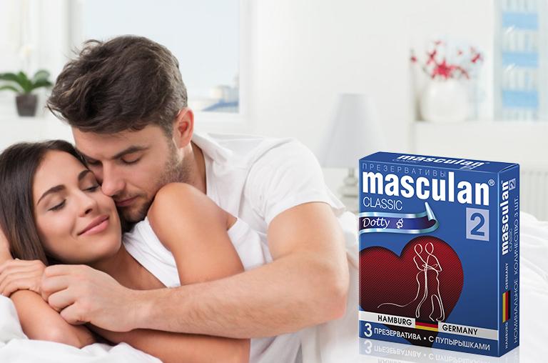 Презервативы с пупырышками