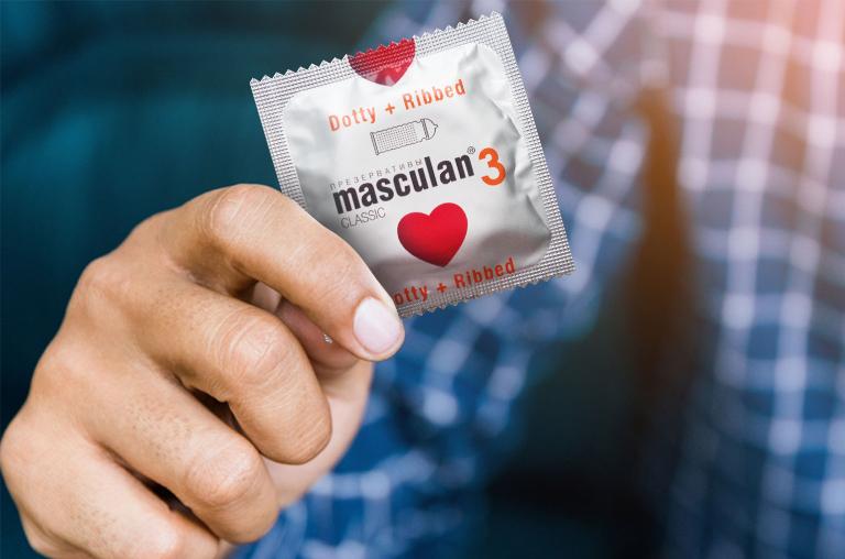 Познавательно о ребристых презервативах