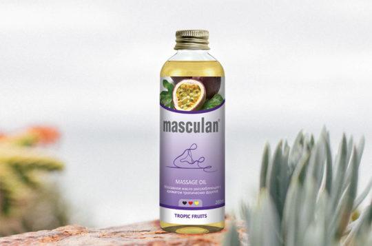 масла для расслабляющего массажа
