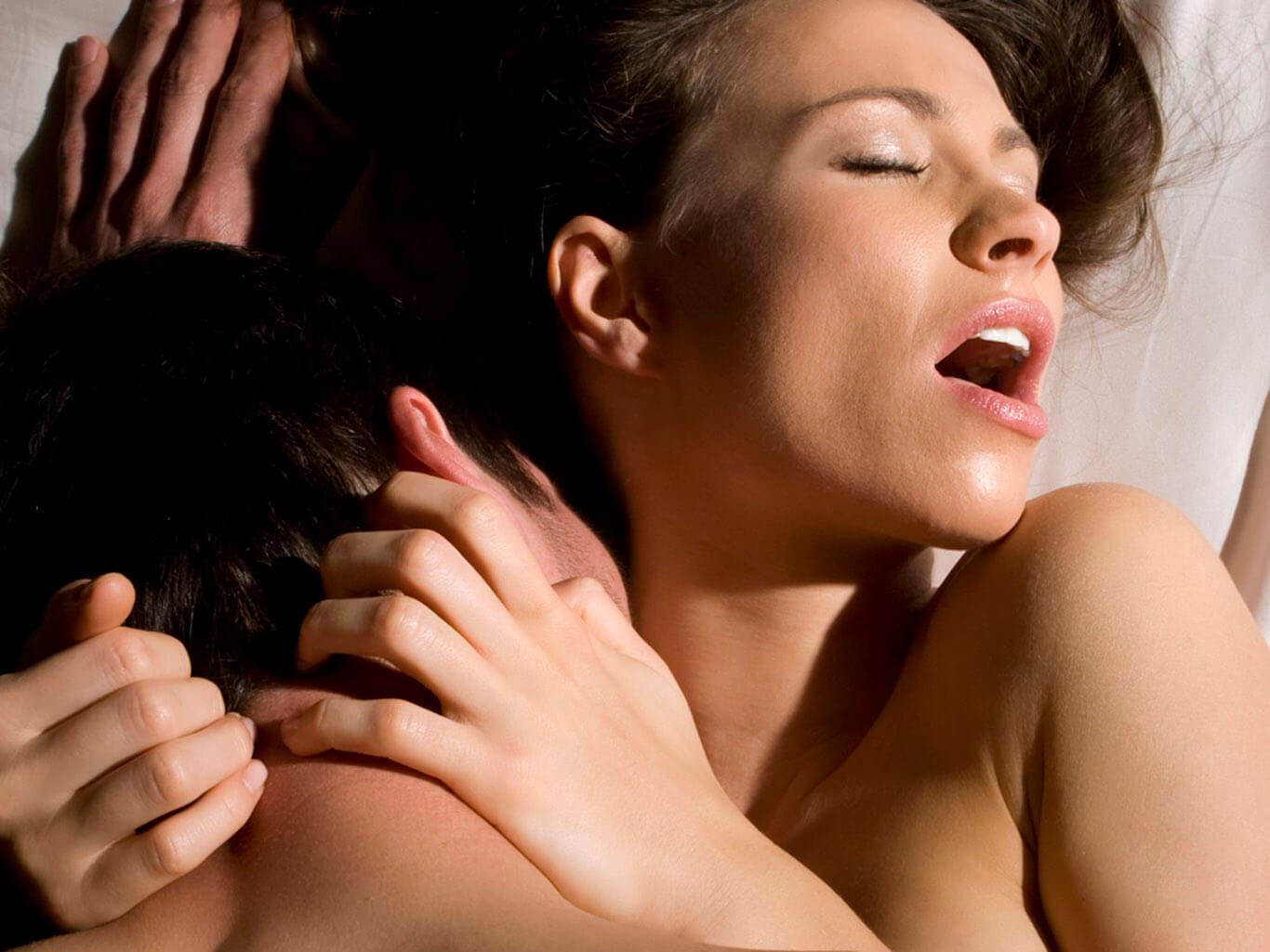женской оргазм