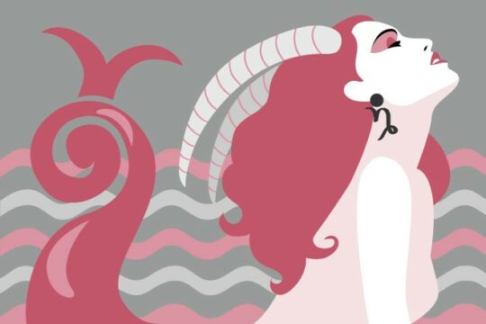 женщина козерог знак зодиака