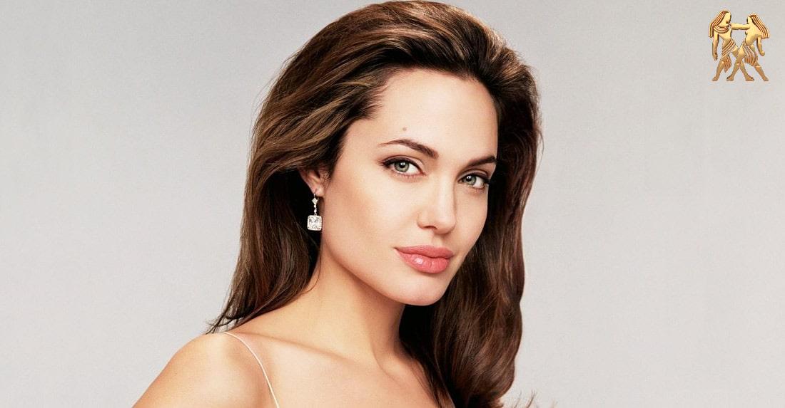 близнецы Анджелина Джоли картинка Маскулан