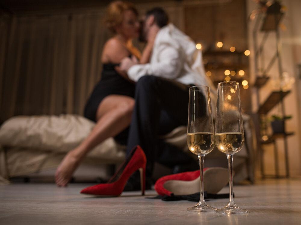 почему от алкоголя хочется секса